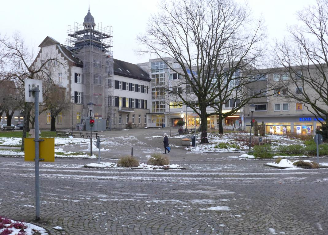 Rathausvorüplatz