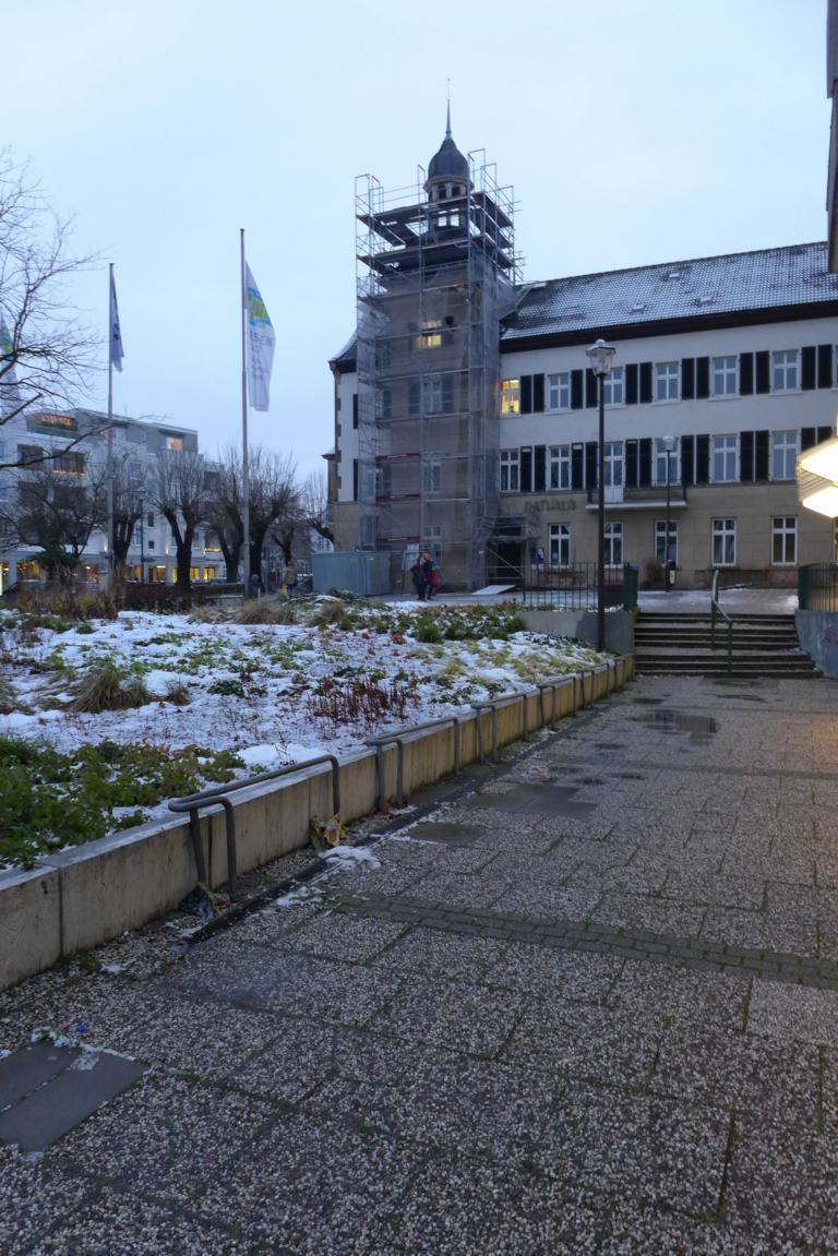 Rathausvorplatz Kettwig