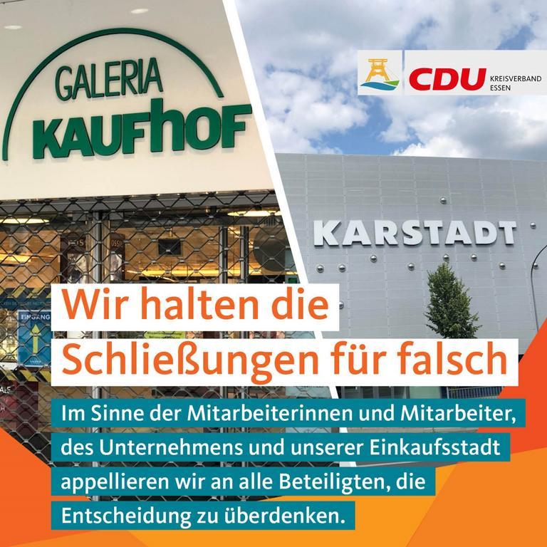 Galeria Kaufhaof Karstadt
