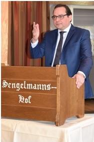 Oberbürgermeister Thomas Kufen